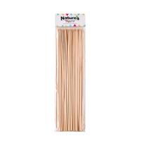 Brochette bambou ronde