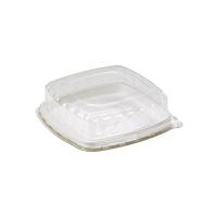 Plat traiteur carré pulpe blanc