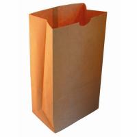 Sac SOS papier kraft brun
