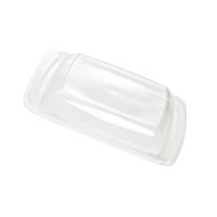 Couvercle dôme plastique transparent