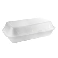 Coquille plastique PSE blanche