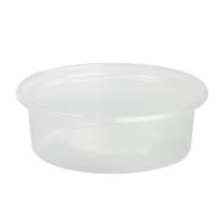 Pot plastique PP transparent