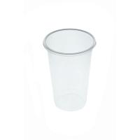 Gobelet plastique PP transparent