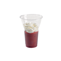 Pot/Gobelet smoothie plastique PET