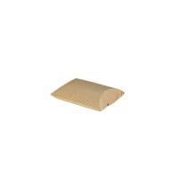 Boîte carton pour sandwich chaud croque monsieur  130x145mm H55mm