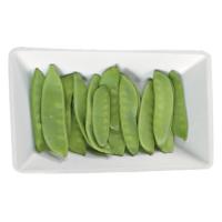 """Assiette rectangulaire blanche en pulpe """"Eco-Design"""""""