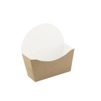 Emballage carton kraft pour bagel