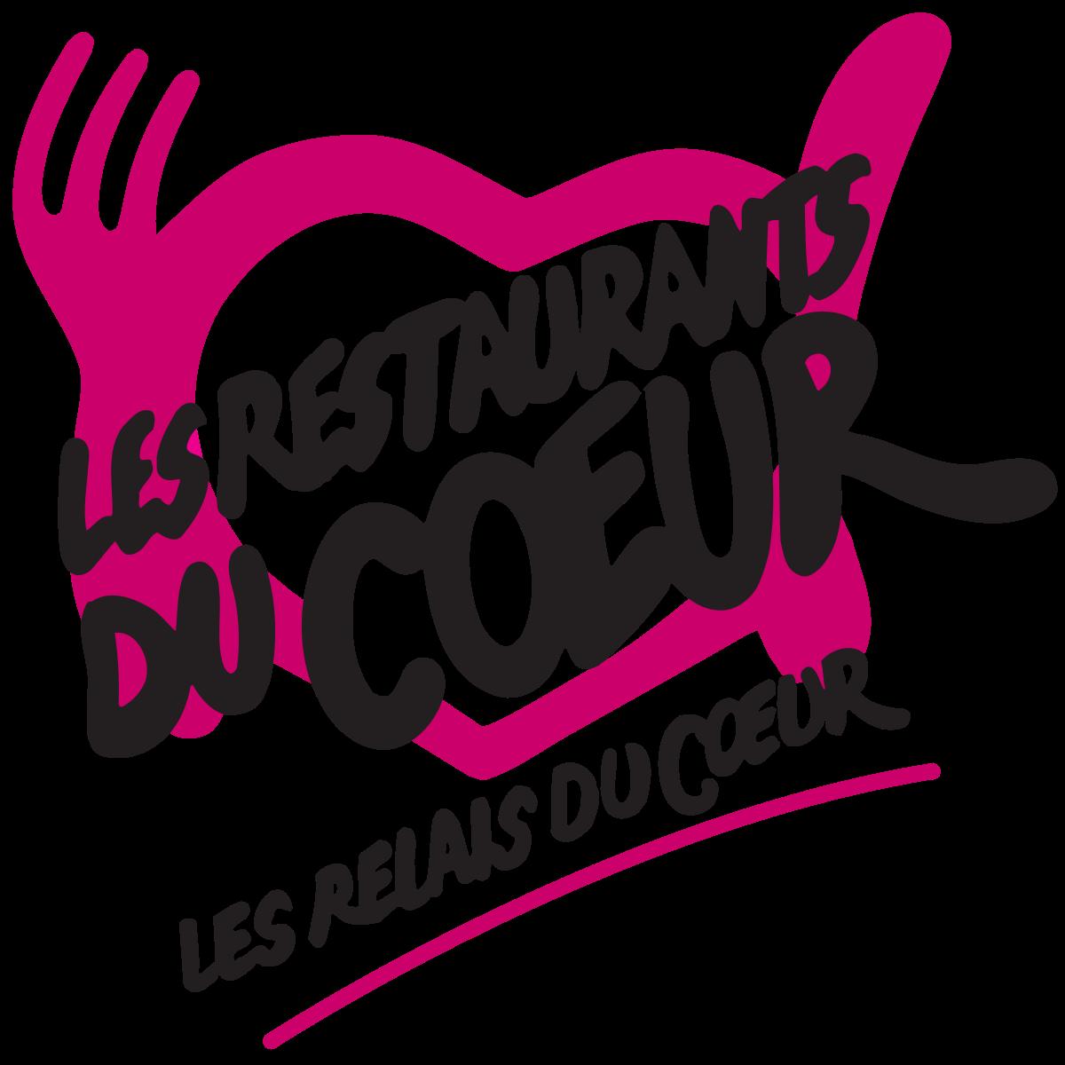 Logo des Restos du cœur