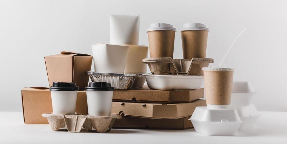 Introduire l'emballage alimentaire écologique dans sa restauration